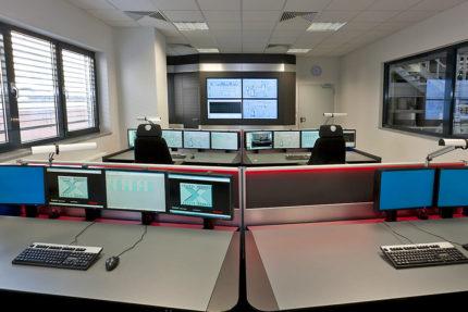 JST-SGL Carbon Group: the new control centre at the Bonn site