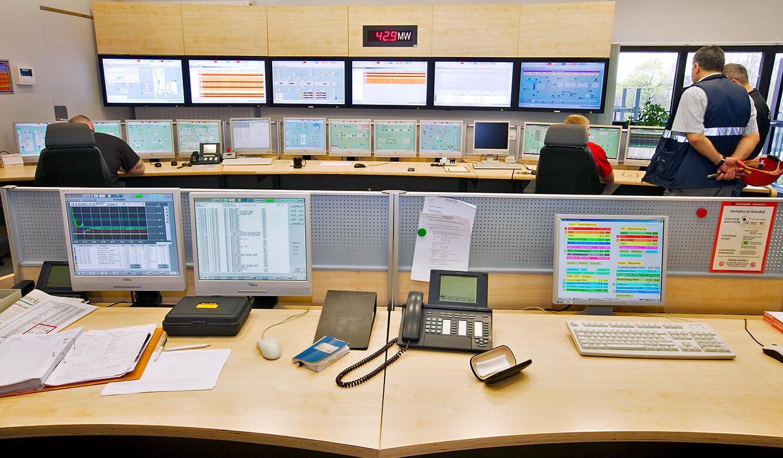 JST - Stadtwerke Hannover - modernisierte Blockwarte