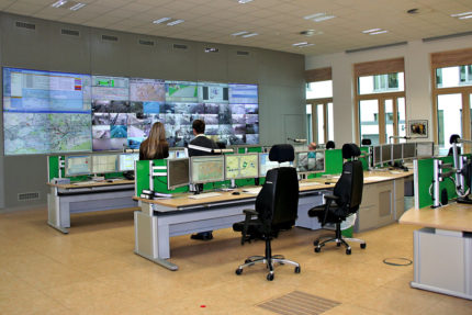 JST - Frankfurt am Main Department of Road Traffic: new integrated overall traffic control centre