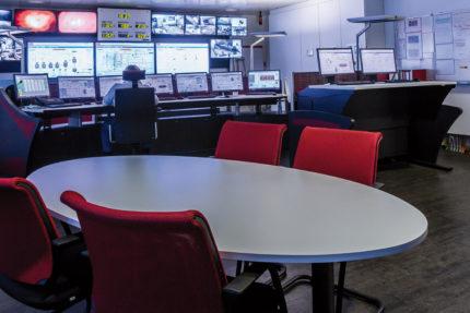 JST-Valorec: neue Leitwarte der regionalen Sondermüllverbrennungsanlage Basel