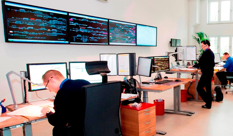 JST - Verkehrsgesellschaft Görlitz: Betriebsleitzentrale