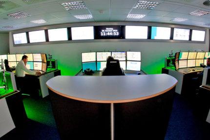 JST - Verkehrszentrale NRW - der neue Kontrollraum