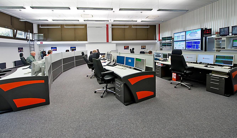 JST - W&W Informatik Ludwigsburg: neuer Leitstand