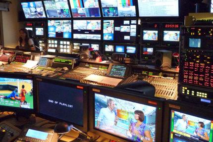 JST - ZDF Mainz: Displayrack