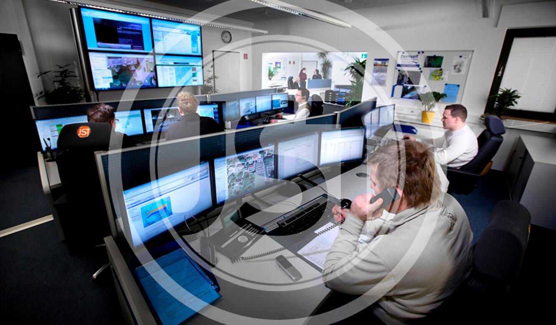 JST - Dornseif: neuer Kontrollraum