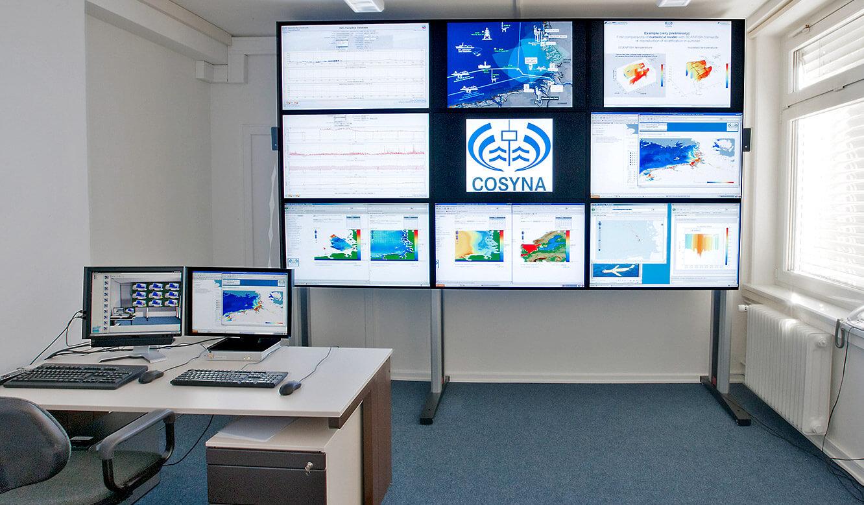 JST-Helmholtz-Zentrum Geesthacht: die neue Messwarte von JST