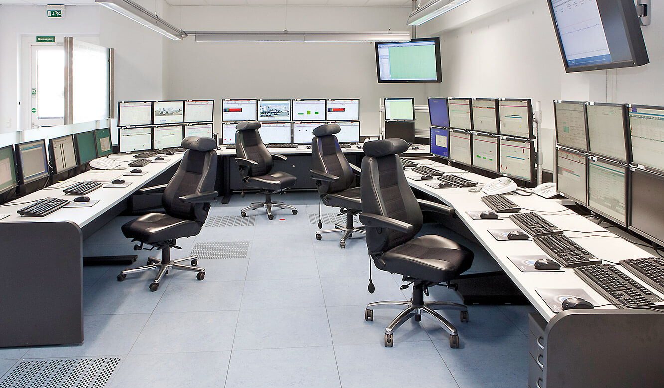 JST - Linde Leuna - Remote Operation Center