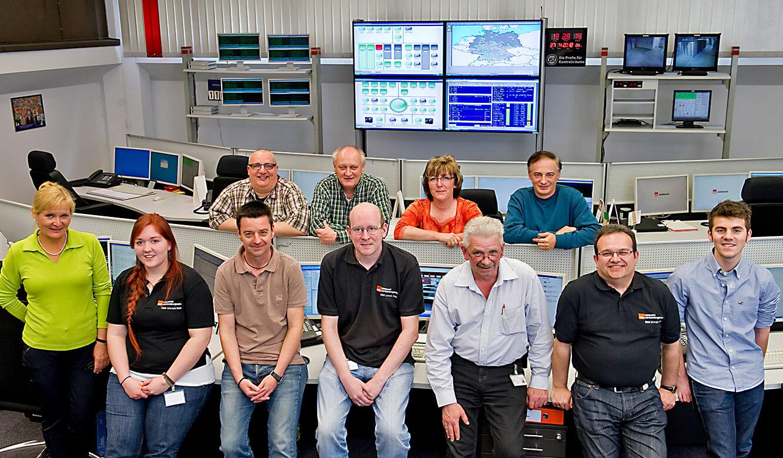 JST - W&W Informatik Ludwigsburg: Leitstand-Mitarbeiter