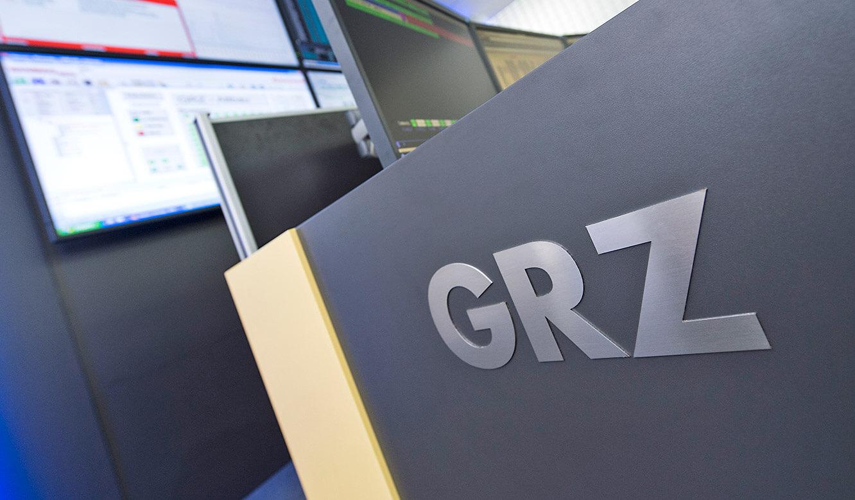 JST GRZ Linz harmoniert mit dem Logo des GRZ