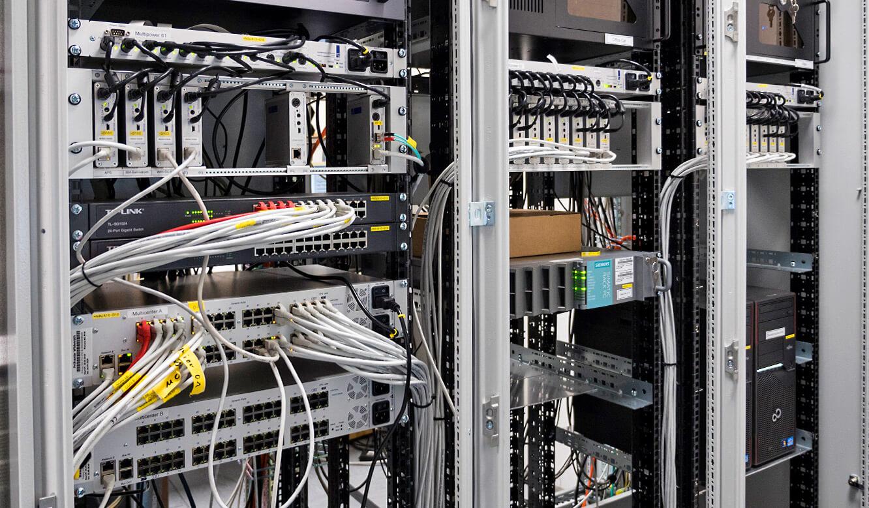 JST-Siemens Wegberg: gesamte Technik wurde aus der Leitwarte ausgelagert