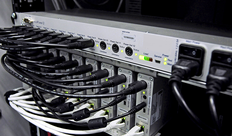 JST-DREWAG: PowerSupply und Grabber