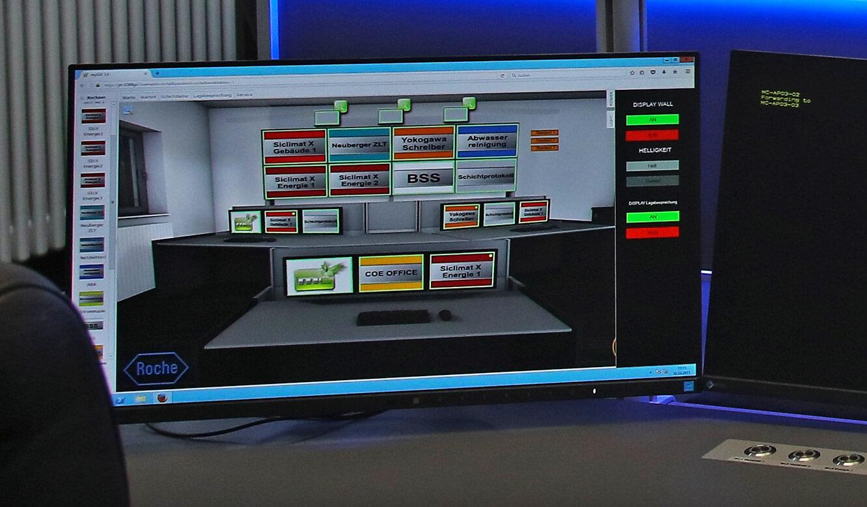 JST-Roche: die myGUI-Bedienoberfläche für das MultiConsoling
