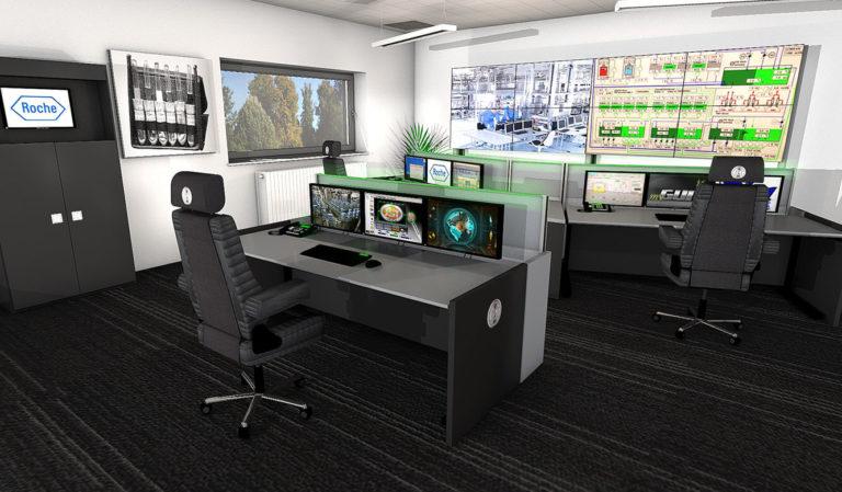 JST Roche: 3D visualization