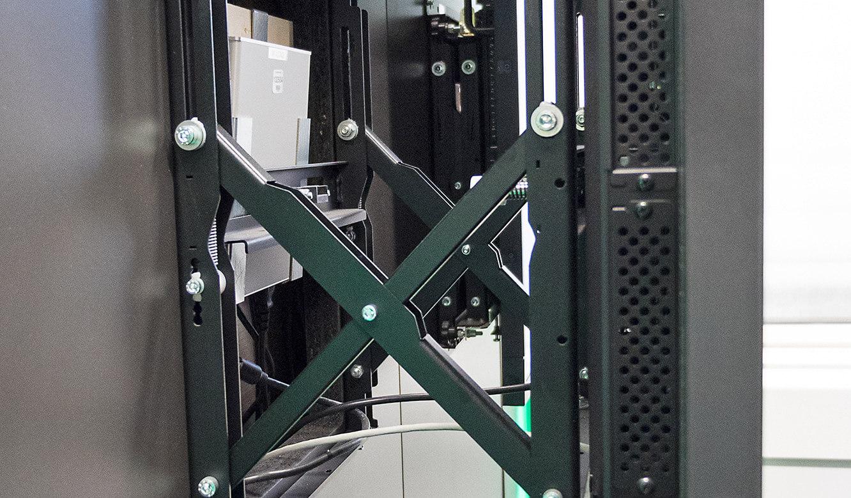 JST-HSBC-Quick-Out-Montagesystem ermöglicht Service ohne Betriebsunterbrechung