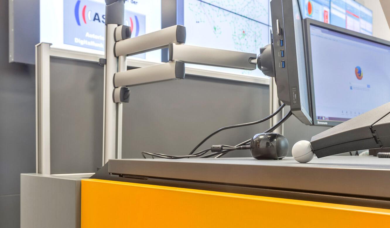 JST - Autorisierte Stelle Digitalfunk Niedersachsen: Gütesiegel am Leitstandtisch