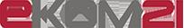 ekom 21 - Logo