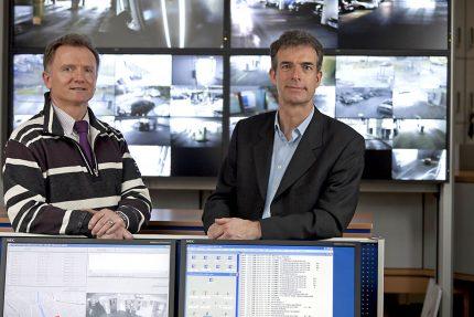 JST-Referenz - Verkehrsgesellschaft der Stadt Rheine: Parkraum-Leitwarte