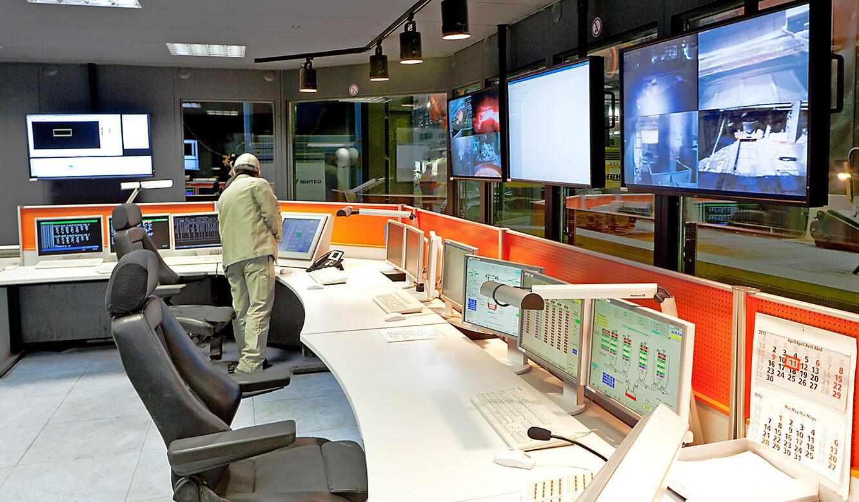 ArcelorMittal: der neue Leitstand von JST