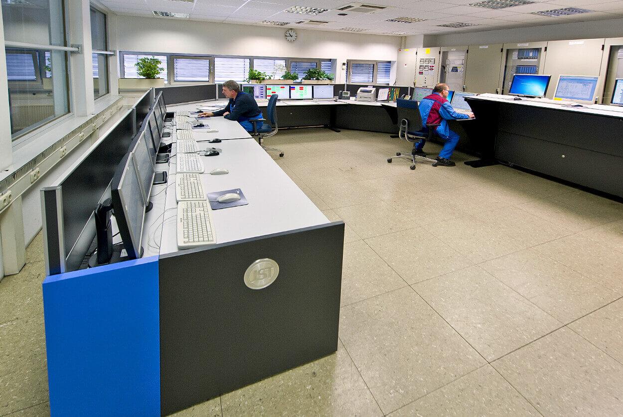JST BMW Werke Dingolfing - Energiewarte nach der Modernisierung