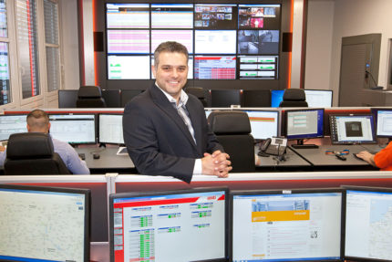 ecotel Frankfurt - Erweiterung und Modernisierung des Network Operation Center durch JST
