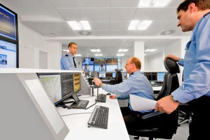 JST - Ehrl Security, München: Notruf– und Serviceleitstelle