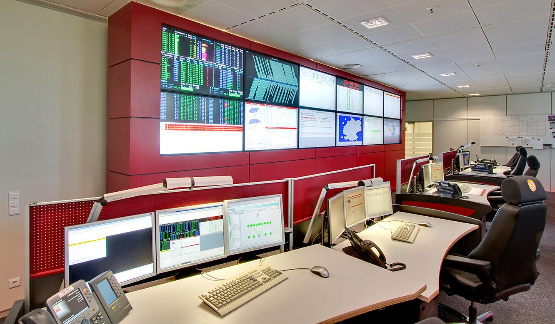 Generali Aachen - New IT control centre of JST