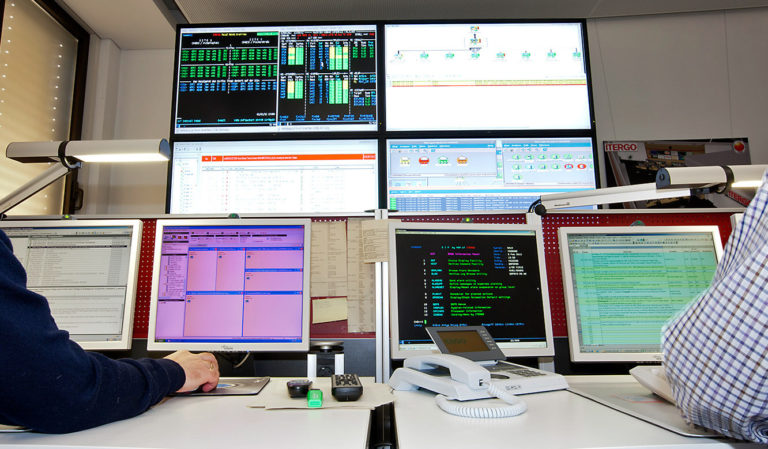 ITERGO - Leitstand von JST - Pilotleitstand