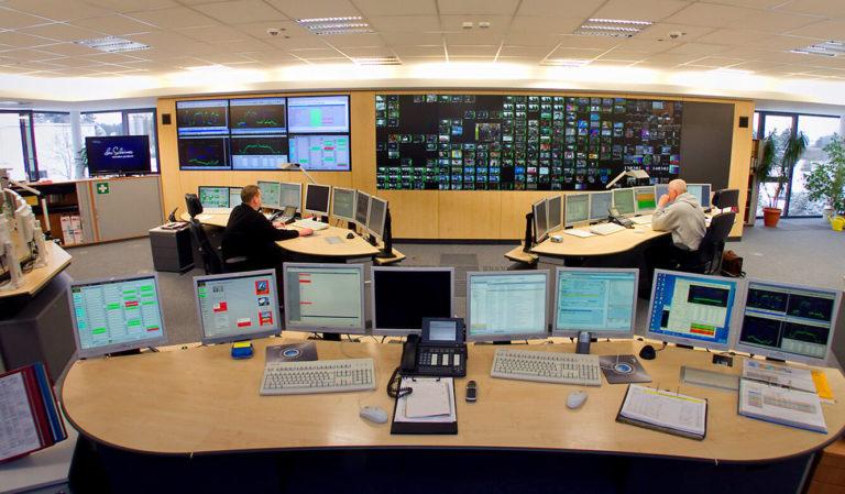 JST - Media Broadcast - Network Operation Center