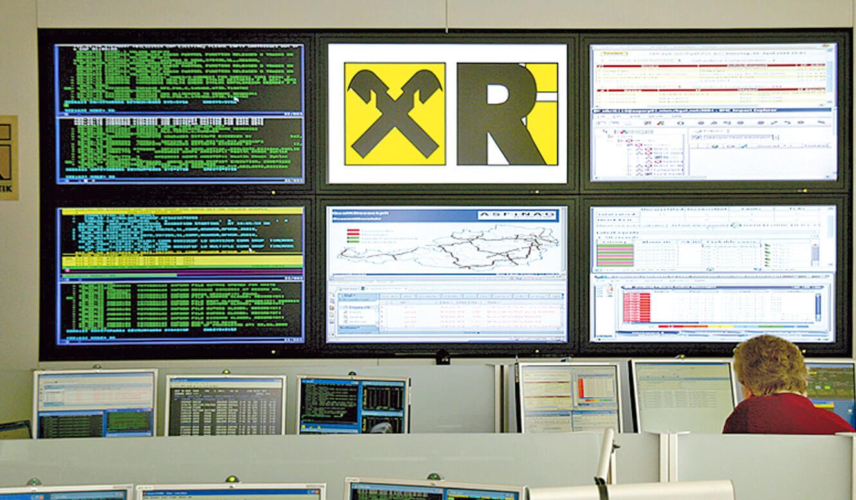 JST - Raiffeisen-Informatik: Moderner Leitstand
