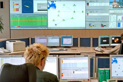 T-Systems München - Global Control Center von JST