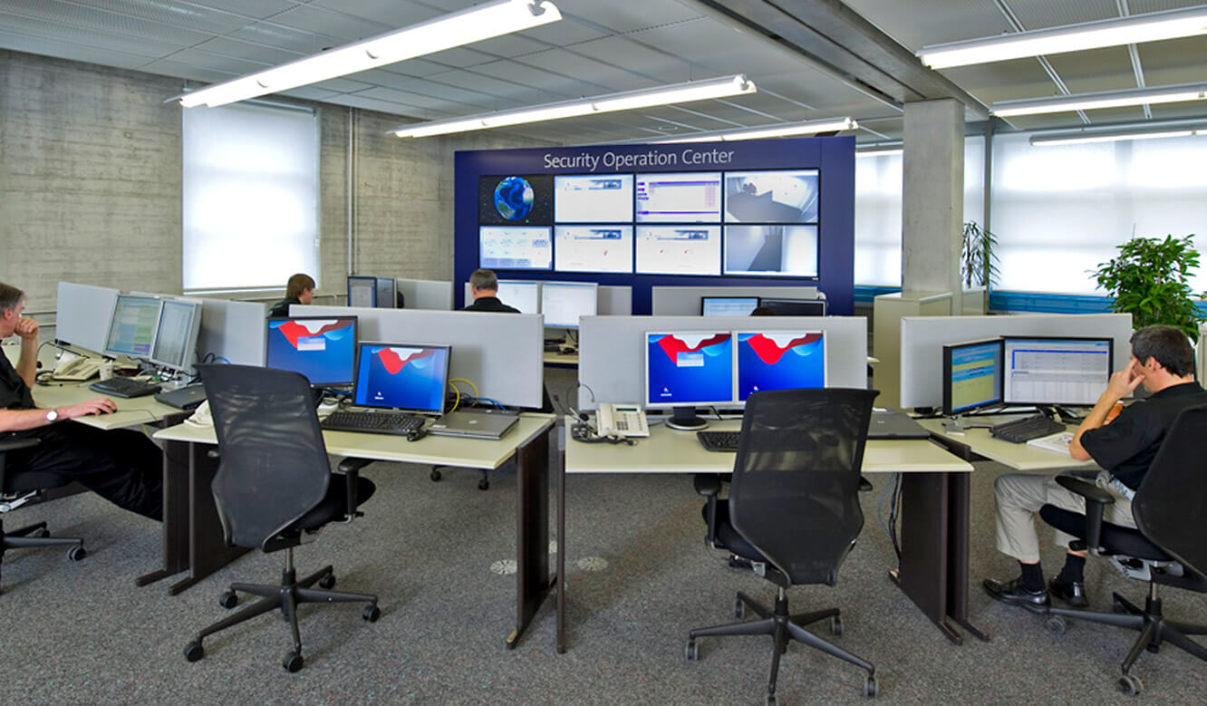 JST - Swisscom: Security Operation Center (SOC)