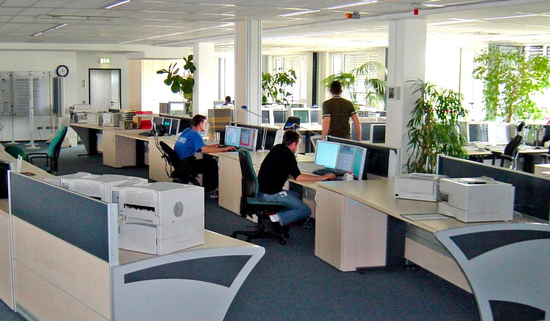 Zentrale Netzüberwachung Leitstand Von Jst Jungmann
