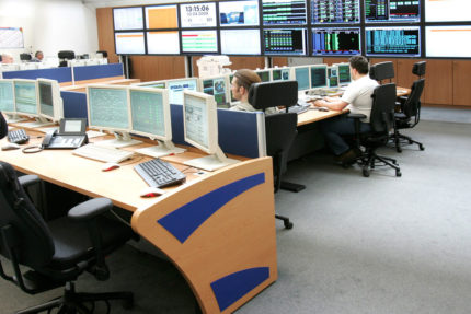 JST - VW Wolfsburg - Enterprice Command Center