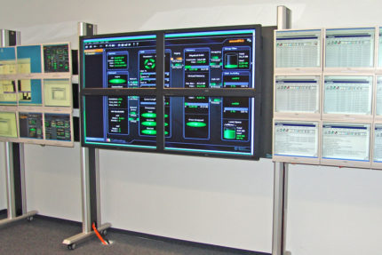 JST - WAZ-Mediengruppe: Proaktives Großbildsystem