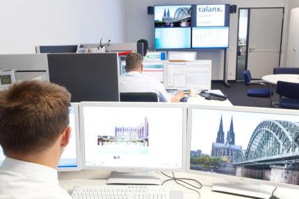 Talanx Systeme AG - Neuer Leitstand von JST
