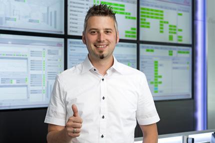 JST Referenzen - s.Oliver - Marius Förster, Manager der operativen IT-Abteilung