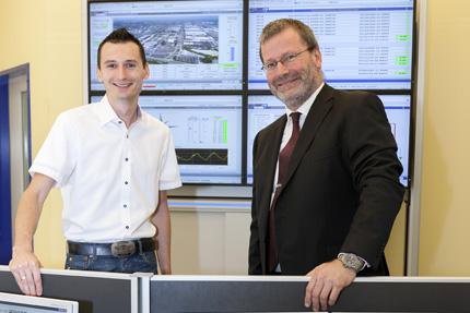 JST Referenzen - Volkswagen Kraftwerk - Michael Dudek und Dimitri Vasiliadis