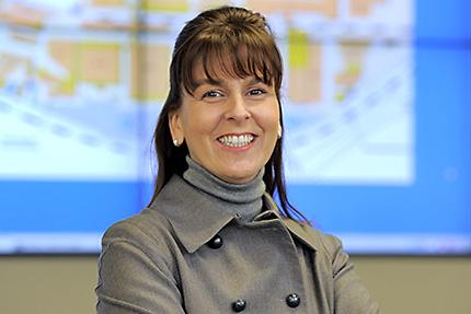 JST Referenzen - Audi Neckarsulm - Sabine Martin