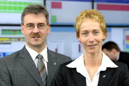 JST Referenzen - Krones - Dr. Michael Kranz und Birgit Struwe