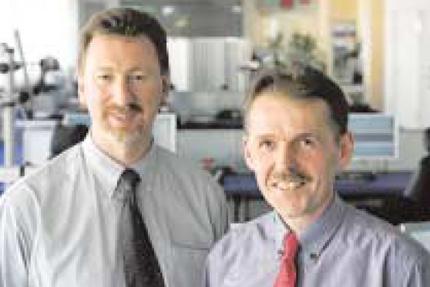 JST Referenzen - Lufthansa Systems - Ulrich Baur und Dr. Roland Eusemann