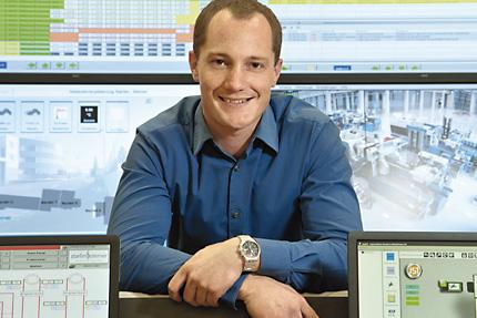 JST Referenzen - Starlim Sterner - Projektverantwortlicher Hannes Jungmair