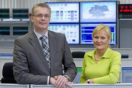 JST Referenzen: W&W Informatik Ludwigsburg. Ralph Wildermuth und Andrea Reuschle
