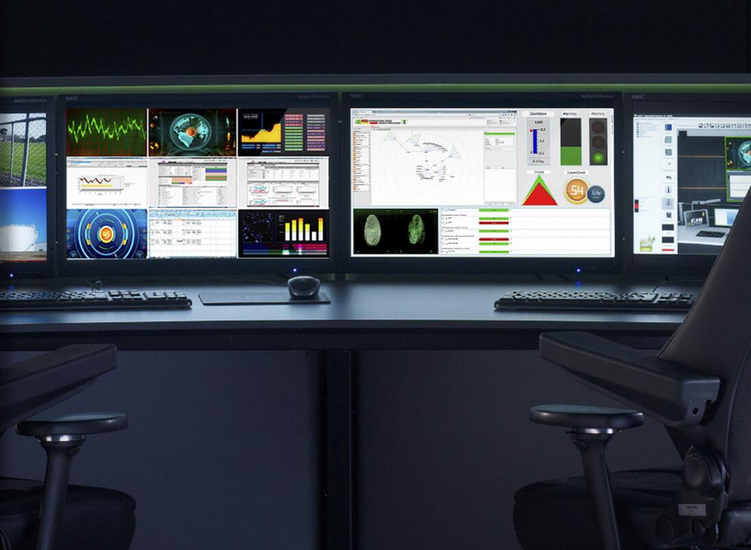 CockpitView – das IP-unabhängige Dashboard für den Kontrollraum
