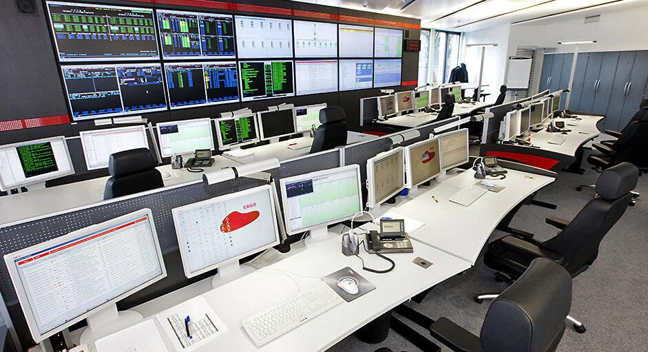 Kontrollraum-Remote im Einsatz bei der ITergo