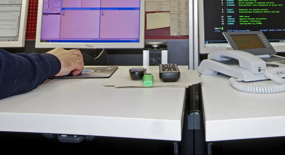 JST myLogin im Einsatz im IT-Leitstand der ITergo