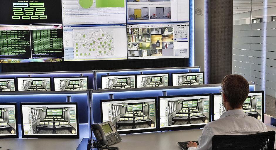 Die myGUI® Bedienung im Einsatz im IT-Leitstand bei RRZ Graz