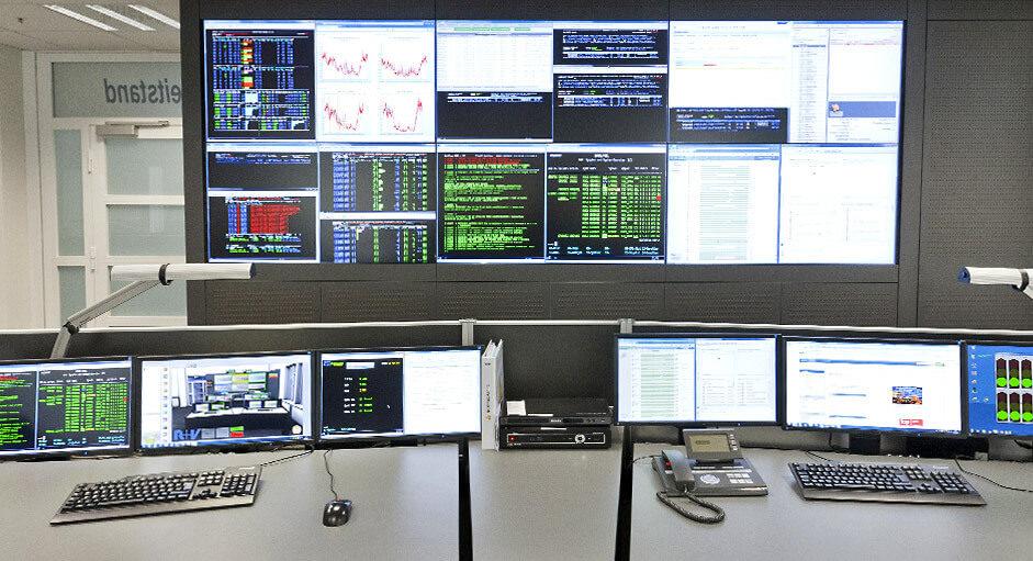 CockpitView im Einsatz im IT-Leitstand der R+V Versicherung