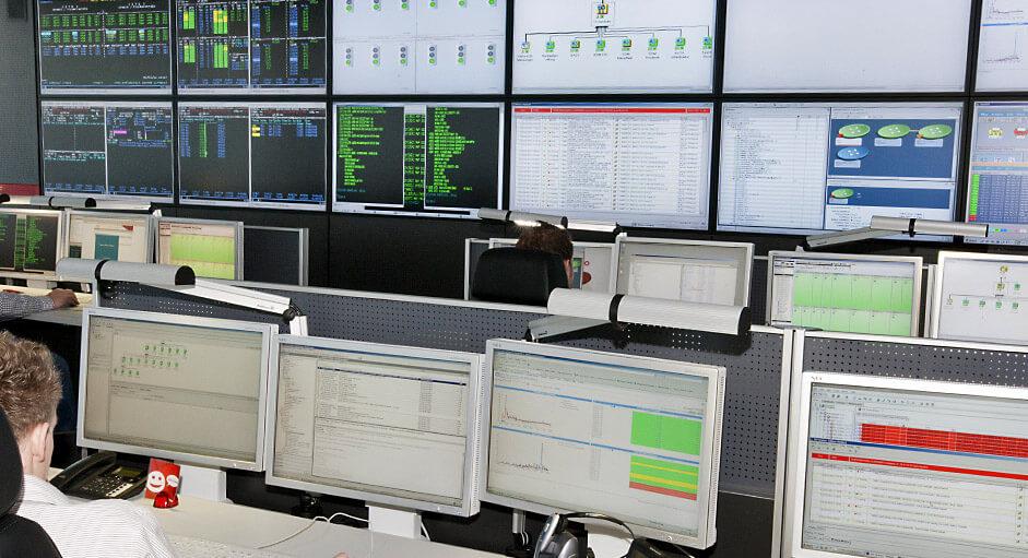 CockpitView im Einsatz im IT-Leitstand der Itergo-Versicherung