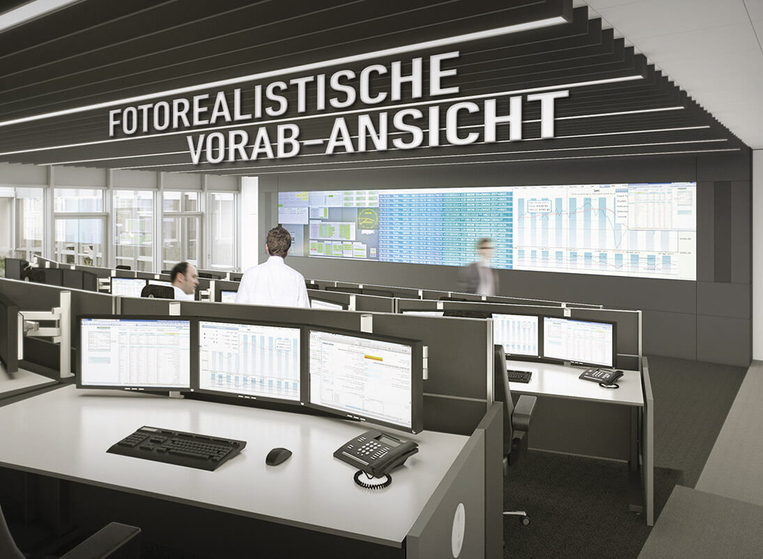 JST-Kontrollraum-Planung fotorealistisch