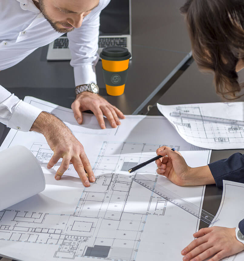 Planung Rechenzentrum & Kontrollräume | Jungmann